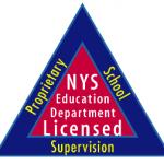 NYS教育庁ライセンスロゴのヒミツ