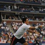 US Open 錦織選手ががんばってます!