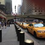 ニューヨークの朝はクラクションの嵐