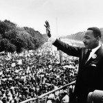 今日はMartin Luther King Day