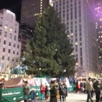 クリスマスツリー、、