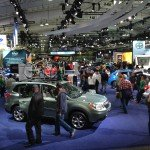 International Auto Show in New York